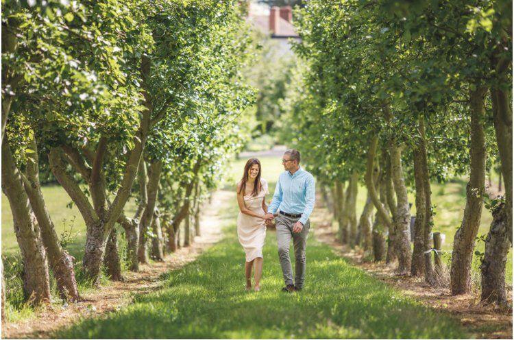 Orchard strolls