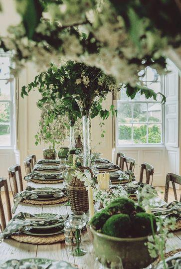 Botanical Dining Room