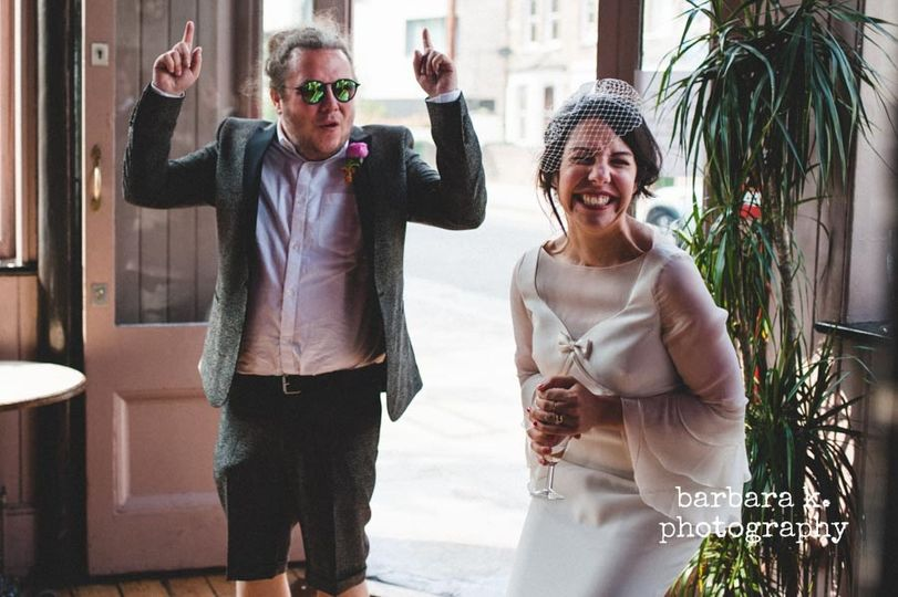 Ecstatic joy captured -  barbara k. photography