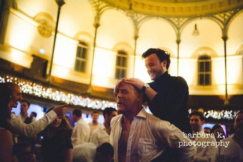 Dance-floor fun -  barbara k. photography