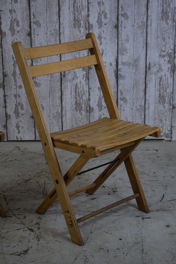 To Hire- Folding chairs