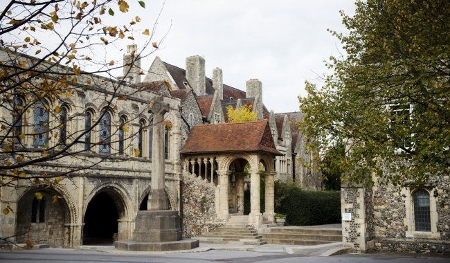 King's School, Canterbury 1