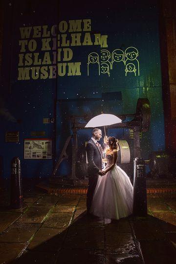 Urban Wedding at Kelham Island