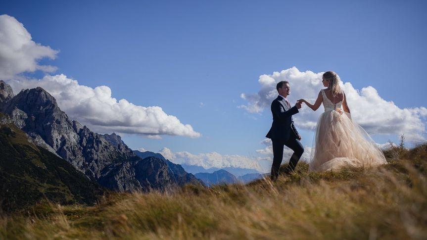 The happy couple - Photography by Andrea Verenini