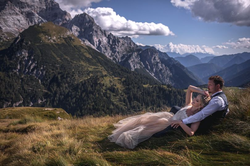 Relaxing and enjoying the scenery - Photography by Andrea Verenini