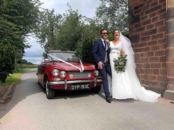 classic wedding cars cheshire 4 109961 162766893286317