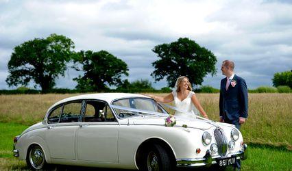 Classic Wedding Cars Cheshire 1