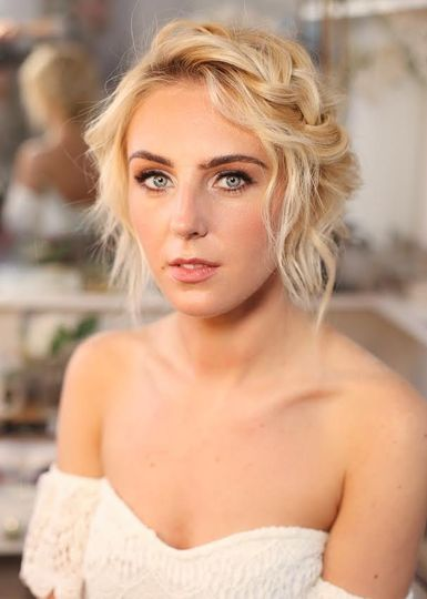 Gorgeous bride Zivile