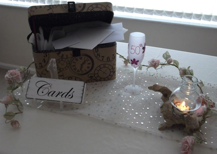 Vanity cases for cards