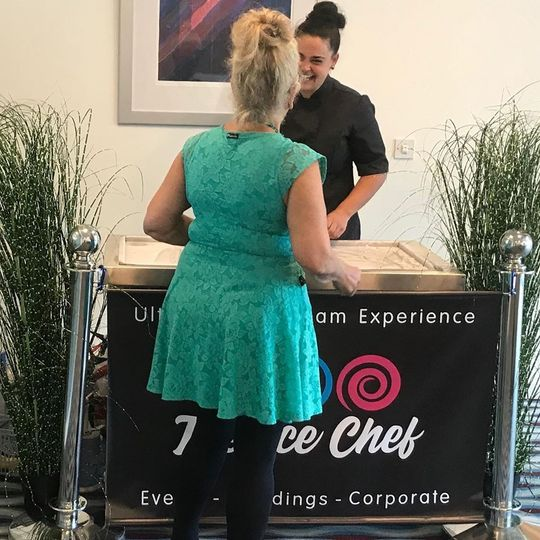 Mobile Bar Services The Ice Chef 9