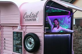 The Cocktail Counter - Bar Hire