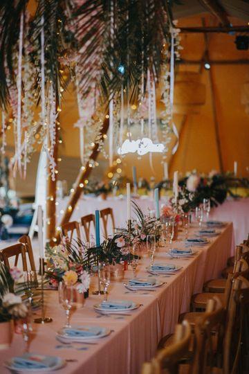 Decorative Hire Boelle Events 62