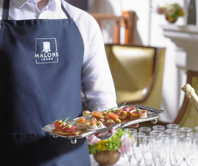 In-house caterers