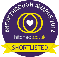 Vote for me in the hitched.co.uk Breakthrough Awards