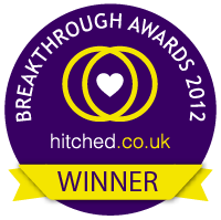 The hitched.co.uk Breathrough Awards 2012