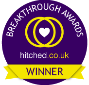 The hitched.co.uk Breathrough Awards