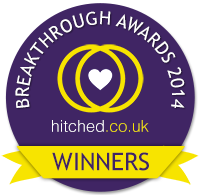 The hitched.co.uk Breathrough Awards 2014
