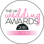 Vote for us as the UK's Best Bridal Boutique