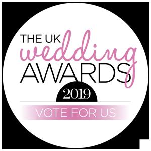 Shortlist for the UK Wedding Awards 2019