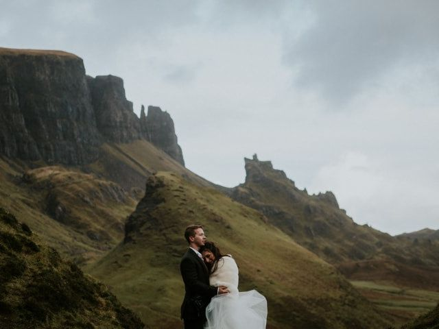 6 Stunning Isle of Skye Wedding Venues