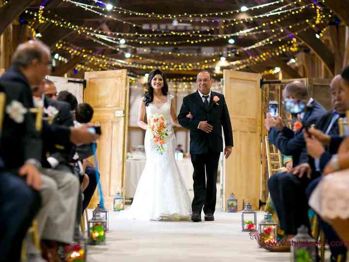 What You Need To Know About The Order Of A Wedding Processional Hitched Co Uk