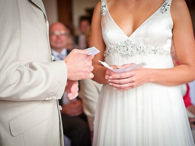 Your Guide to Humanist Wedding Vows