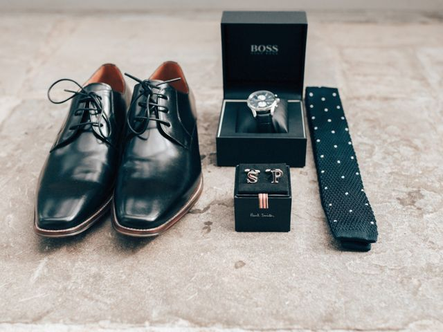 5 Steps to Picking the Right Men's Wedding Shoes
