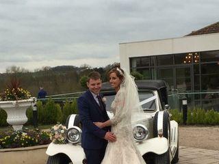 I Do Wedding Cars 5
