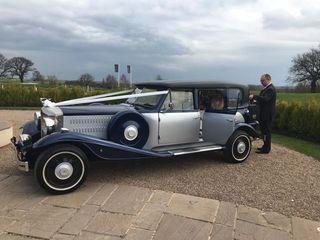 I Do Wedding Cars 1