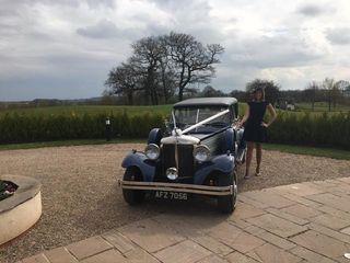 I Do Wedding Cars 3