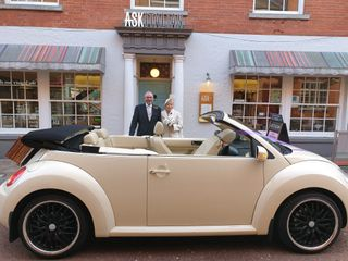 LEICESTER WEDDING CARS 2