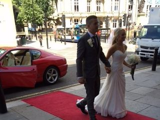 Supercar Weddings 1