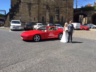 Supercar Weddings 3