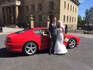 Supercar Weddings 4