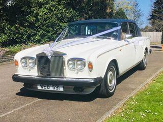 Windsor Wedding Car Hire Services 1