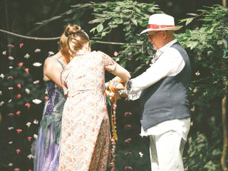 Sylvia Brown celebrant 2