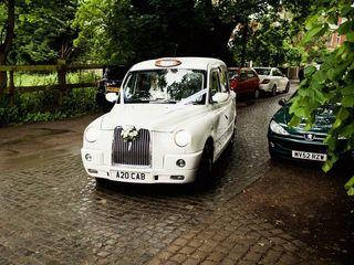iDoTaxi Wedding Cars & Taxis 2