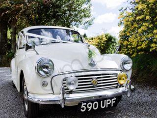 Kippford Classic Car Hire 1