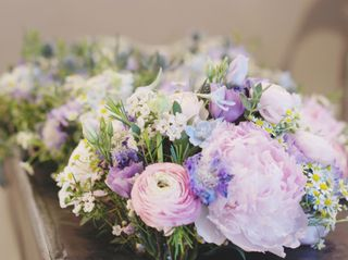 Zinc Floral Design 1