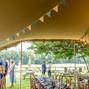Laura & TENT PEG EVENTS Stretch Tents's wedding 10