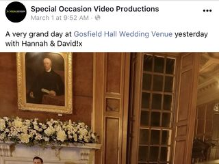 Special Occasion Video Productions 1