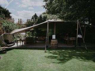 TENT PEG EVENTS Stretch Tents 5