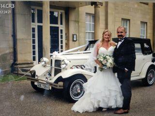 The Yorkshire Wedding Car Company Ltd 1