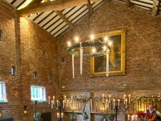 Meols Hall Tithe Barn 2