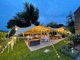 TENT PEG EVENTS Stretch Tents 1