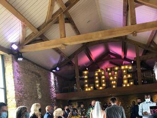 Dodford Manor - Barn Wedding Venue 1