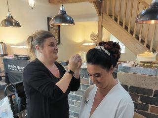 Bridal Hair by Lindsay 1