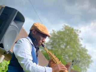 Richie Garrison - Saxophone 1