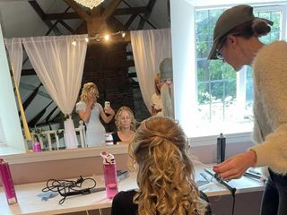 Hollywood trained Pro Hair and Makeup Artist 1