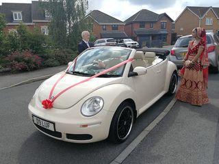 LEICESTER WEDDING CARS 1